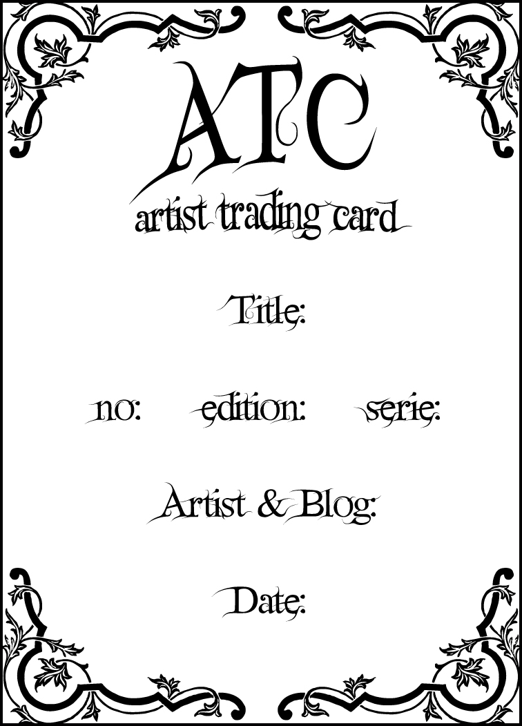 ATC Template At Free Stuffs